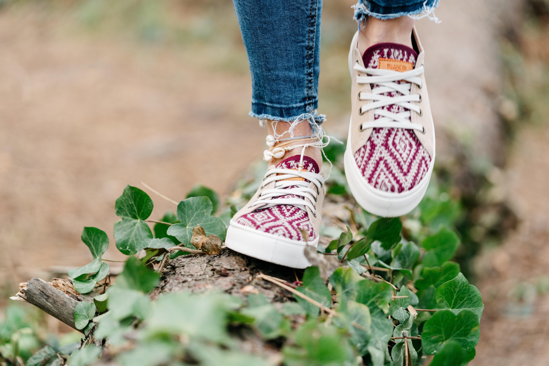 zapatillas ecológicas mujer
