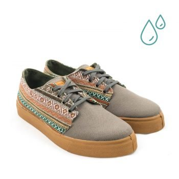Ethnic sneakers - ECOBLAINERS