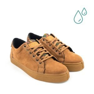 Men sustainable sneaker - HABANA DELANTERA - ECOBLAINERS