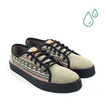 Unisex vegan sneakers - ECOBLAINERS