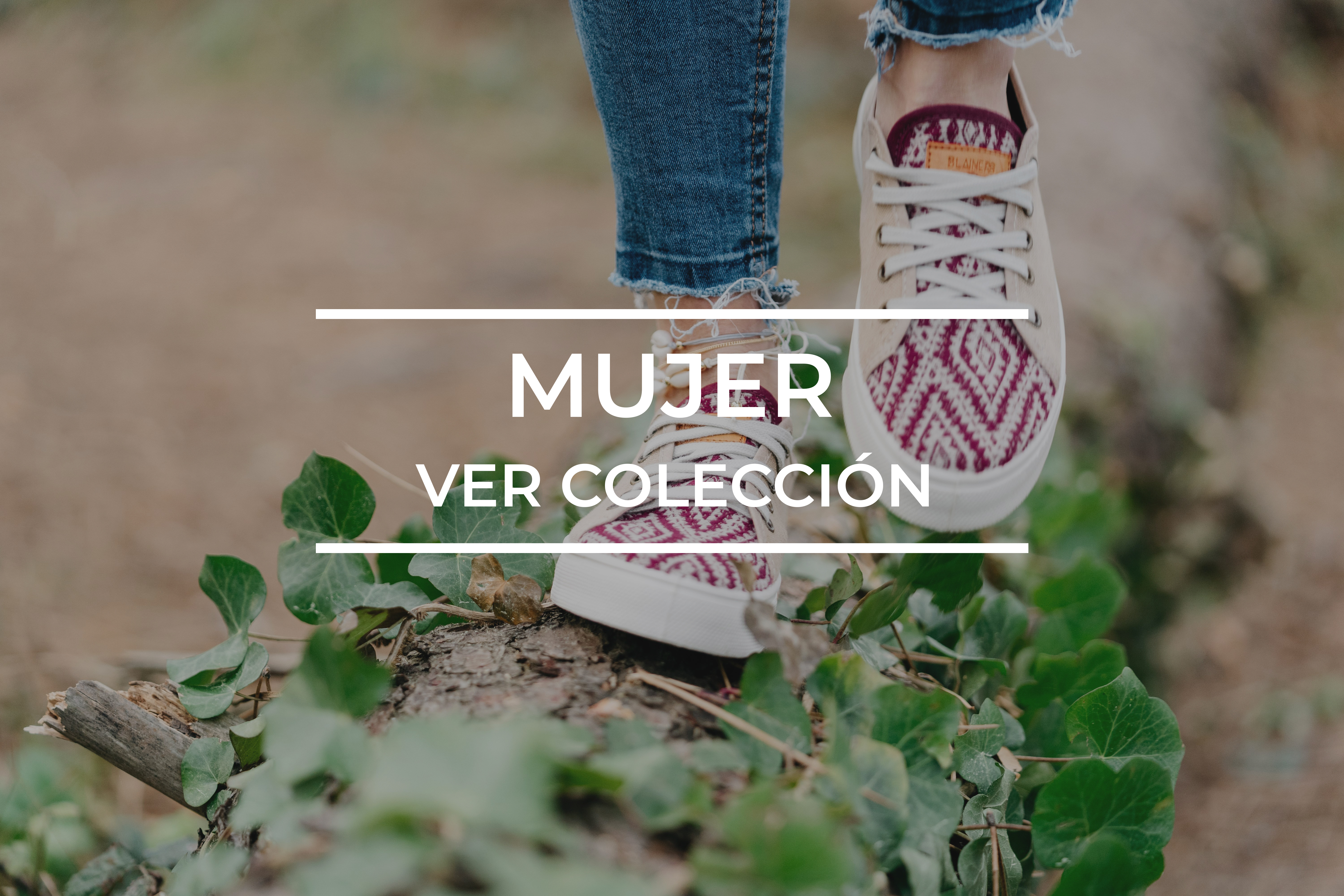 WOMEN ECOLOGICAL SNEAKERS (ES) - ECOBLAINERS